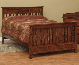 Fisher's Quality Products Hudson Crib (Converted to Full Bed)