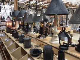 Irvin's Country Tinware Wholesale