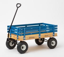 Lapp Wagons Blue Speedway Express Wagons