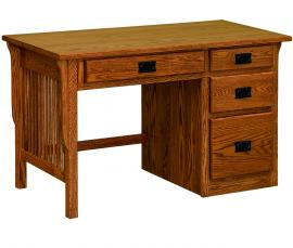 Ames Woodworking Knee Hole Desk