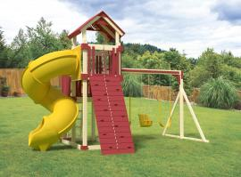 Swing Kingdom KTB2 Turbo Tower Swing Set