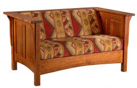 Elm Crest Furniture Love Seat