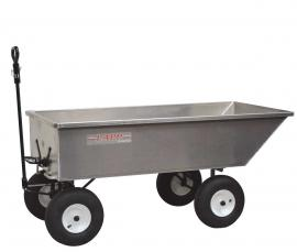 Lapp Wagons Model 2000 Aluminum Dumper Wagon
