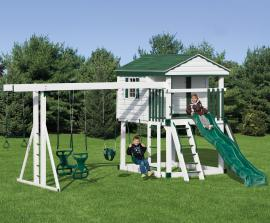 D&S Woodworking Model 216 Play Set