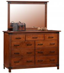 Veraluxe Montrose Double Mule Dresser