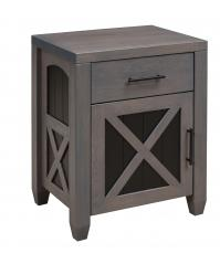 Veraluxe Nashua Collection Nightstand
