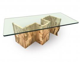 Woodland Heritage Furniture Perpetual Coffee Table