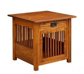 Elm Crest Furniture Pet Crate