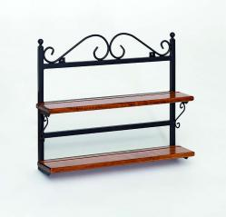 Morris Hill Metal Craft Plate Shelf