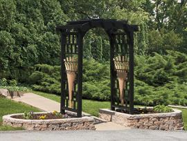 Lawn Swings Poly Arbor