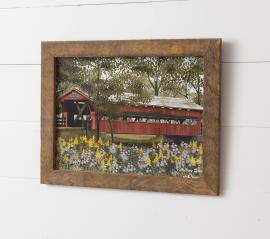 Eastside Frames Pottersburg Bridge Print