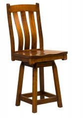 Artisan Chairs Preston Swivel Bar Stool