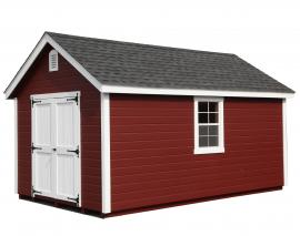 Rainbow Garden Structures 10x16 Classic A-Frame Dutch Storage Shed