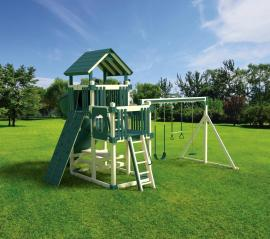 Swing Kingdom RL2 Adventure Play Set