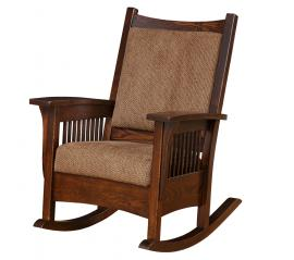 Elm Crest Furniture Rocker