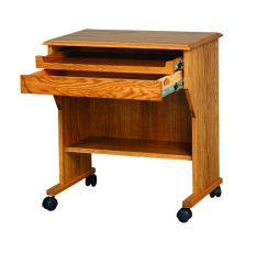 Rocky Ridge Furniture Laptop Stand with Drawers