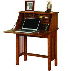 Ames Woodworking Secretary Desk