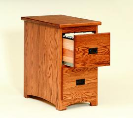 Rocky Ridge Two Drawer Lateral Filing Cabinet