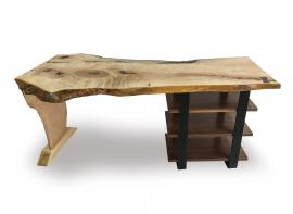 Woodland Heritage Furniture Waterfall Desk