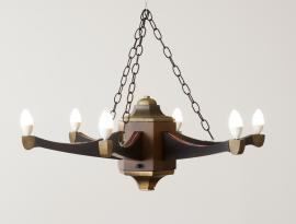 Eastside Frames Chandelier