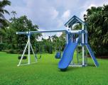 Swing Kingdom A5 Deluxe Swing Set