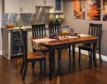 Artisan Chairs Canterbury Dining Set